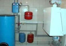 Kotłownia gazowa kondensacyjna 45kW